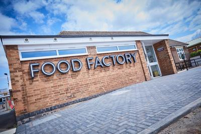 Ibstock Brick Food Factory