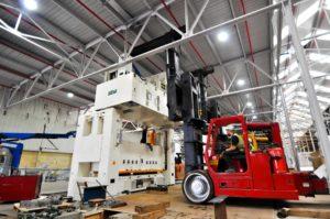 SEYI Press Installer Machine Mover