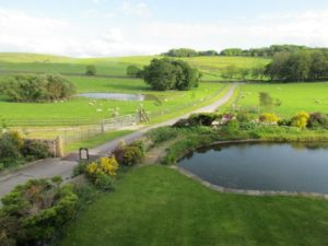 Peak District sheep farm and camp site go green with Solar PV
