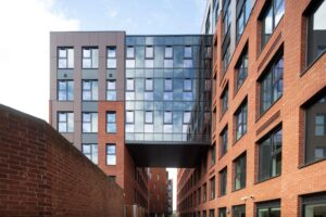 Caddick Construction completes Lincoln student accommodation
