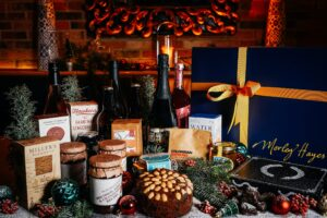 Morley Hayes Launches New Christmas Gift Hamper Service
